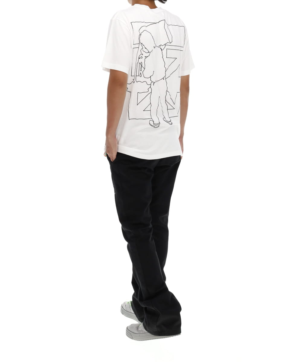BARREL WORKER S/S SLIM TEE