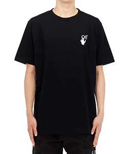 CUT HERE S/S SLIM TEE