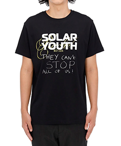 REGULAR FIT T-SHIRT SOLAR YOUTH