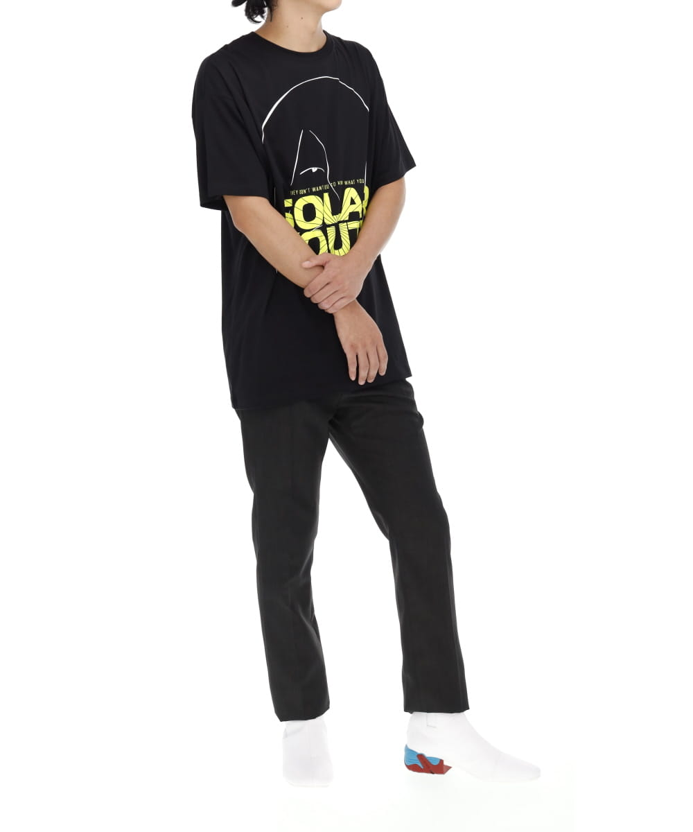 BIG FIT T-SHIRT SOLAR YOUTH