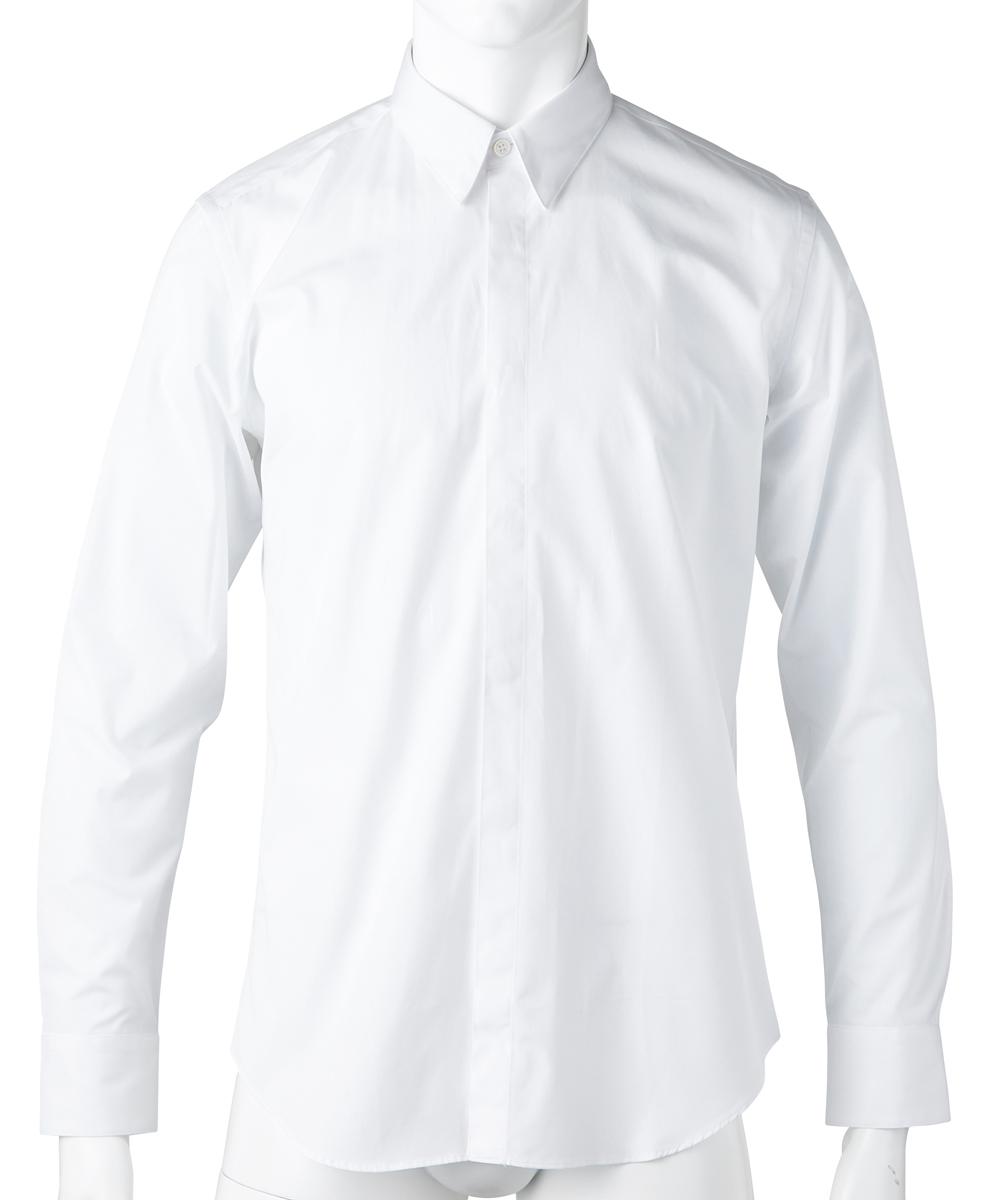 BROADCLOTH BUTTON DOWN SHIRT