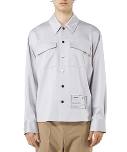 MIRROR SHIRT BLOUSON