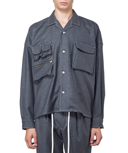 FLANNEL CPO SHIRT