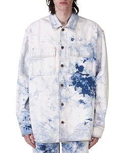 ARROW OVERSIZE DENIM SHIRT