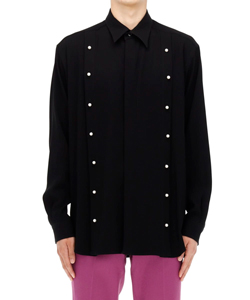 FRONT SIDE BUTTONED SHIRT