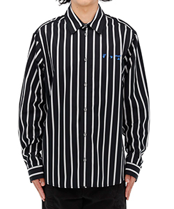 STRIPED PIVOT SHIRT