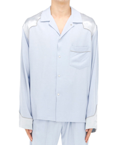RAYON LINEN CLOTH SHIRT