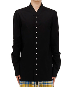 SNAP COLLAR FAUN SHIRT