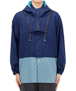 DOCKING HOODED TOP