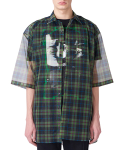 SHORT SLEEVE SHIRT WITH T-SHIRT