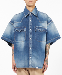 11.5ONZ DENIM SHIRT