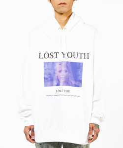 "MIDWEST EXCLUSIVE ""LOST YOUTH"" PULL PARKA"