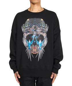 GRAPHIC SWEAT CREW NECK
