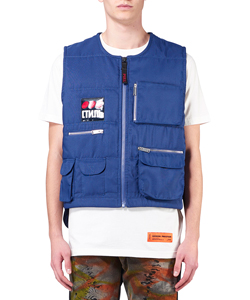 MULTIPOCKETS VEST FIRE