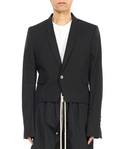 CROPPED SOFT BLAZER