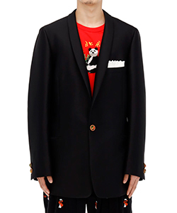 FOOD BUTTON DINNER JACKET
