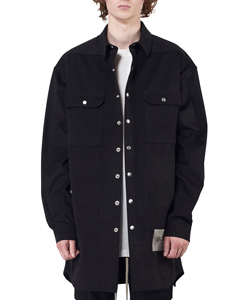OVERSIZED OUTERSHIRT
