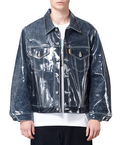 COATING DENIM JACKET