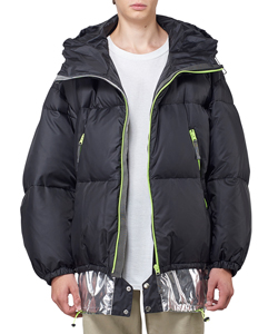 POLYESTER TAFFETA DOWN JACKET