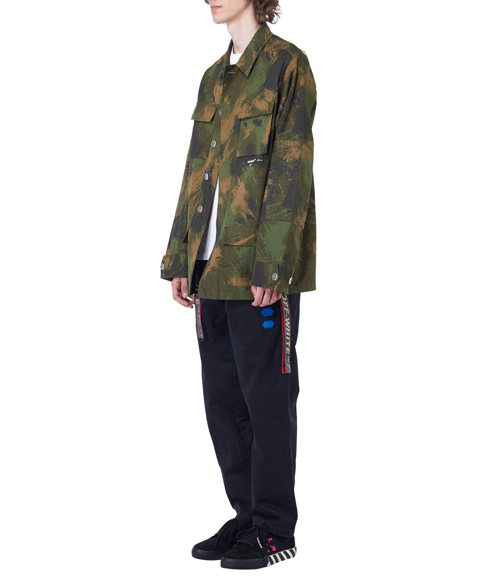 PAINTBRUSH CAMOU FIELD JKT HIT