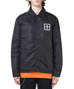 SIGN OF THE TIMES COACH JACKET