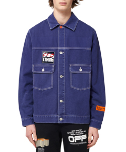 GHOST JKT LOW POCKETS
