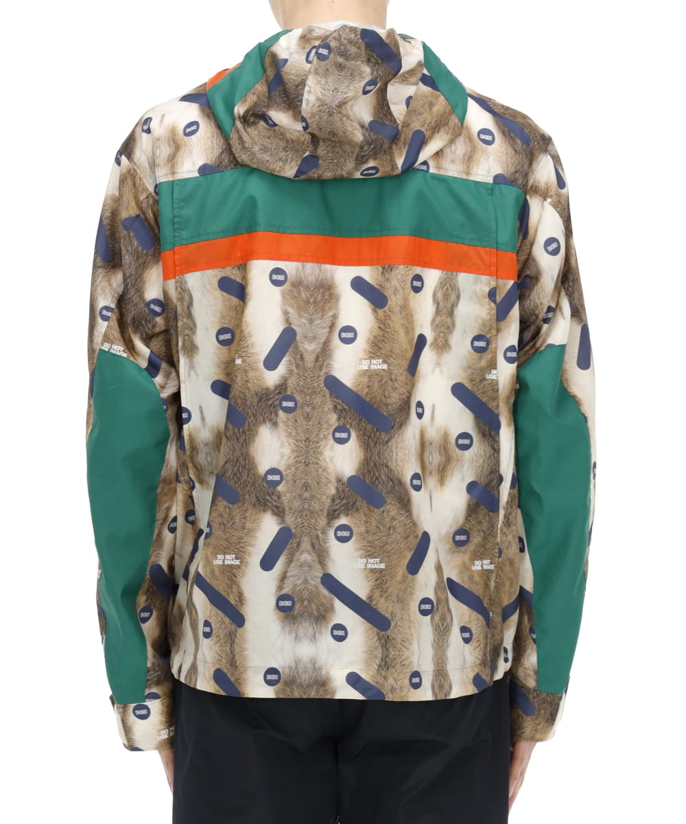 PRINTED TOUGH BLOUSON