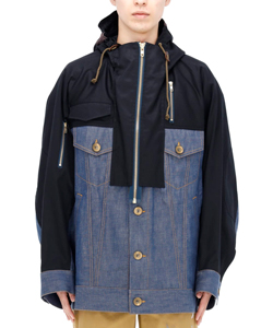 HARD WEATHER BLOUSON