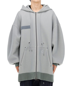 MODS TECH FLEECE PARKER