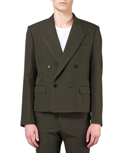MILITARY WOOL SPENCER JACKET