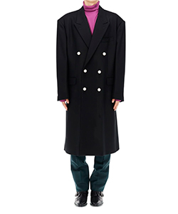 BACK SIDE TUCKED COAT