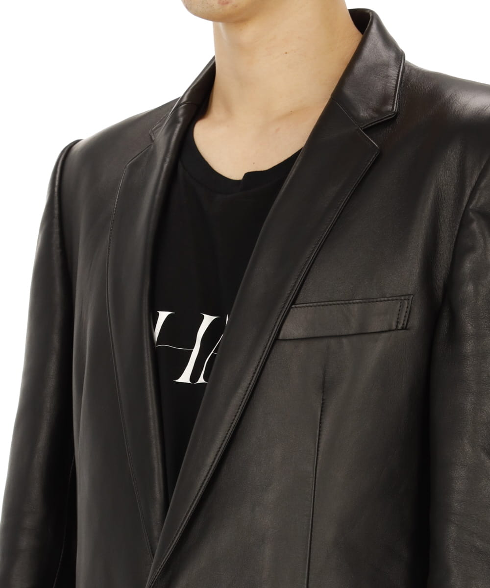 1B NOTCHED LAPEL JACKET