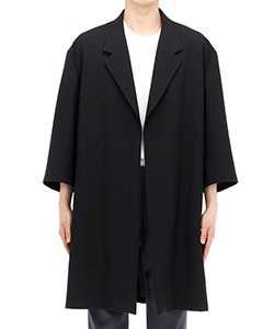 UNCONSTRUCTED LONG JACKET