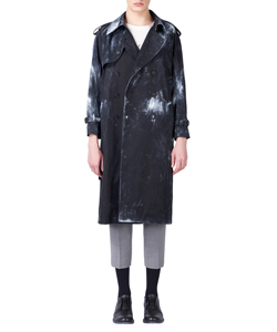 EXCLUSIVE SHOW PIECE TRENCHCOAT