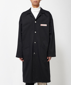 DENIM LABO COAT