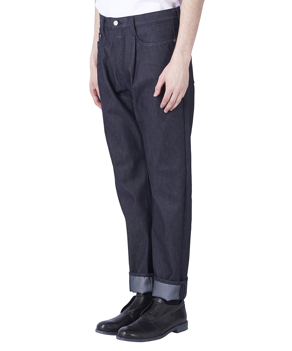 WATER RESISTANT TAPERED PANTS