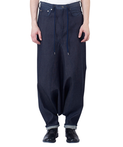 5 POCKETS EXTREME SARROUEL PANTS