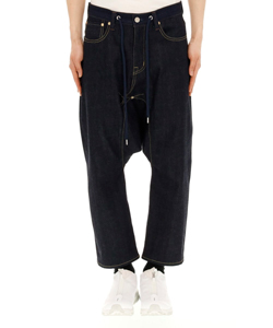 5-POCKET SARROUEL PANTS