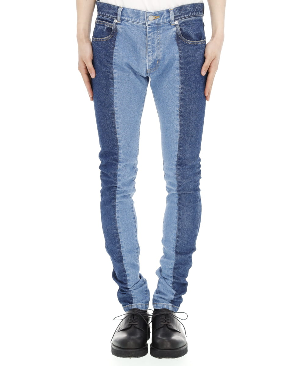 12 5 STRETCH DENIM SKINNY PANTS