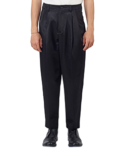 COTTON SATIN PANTS