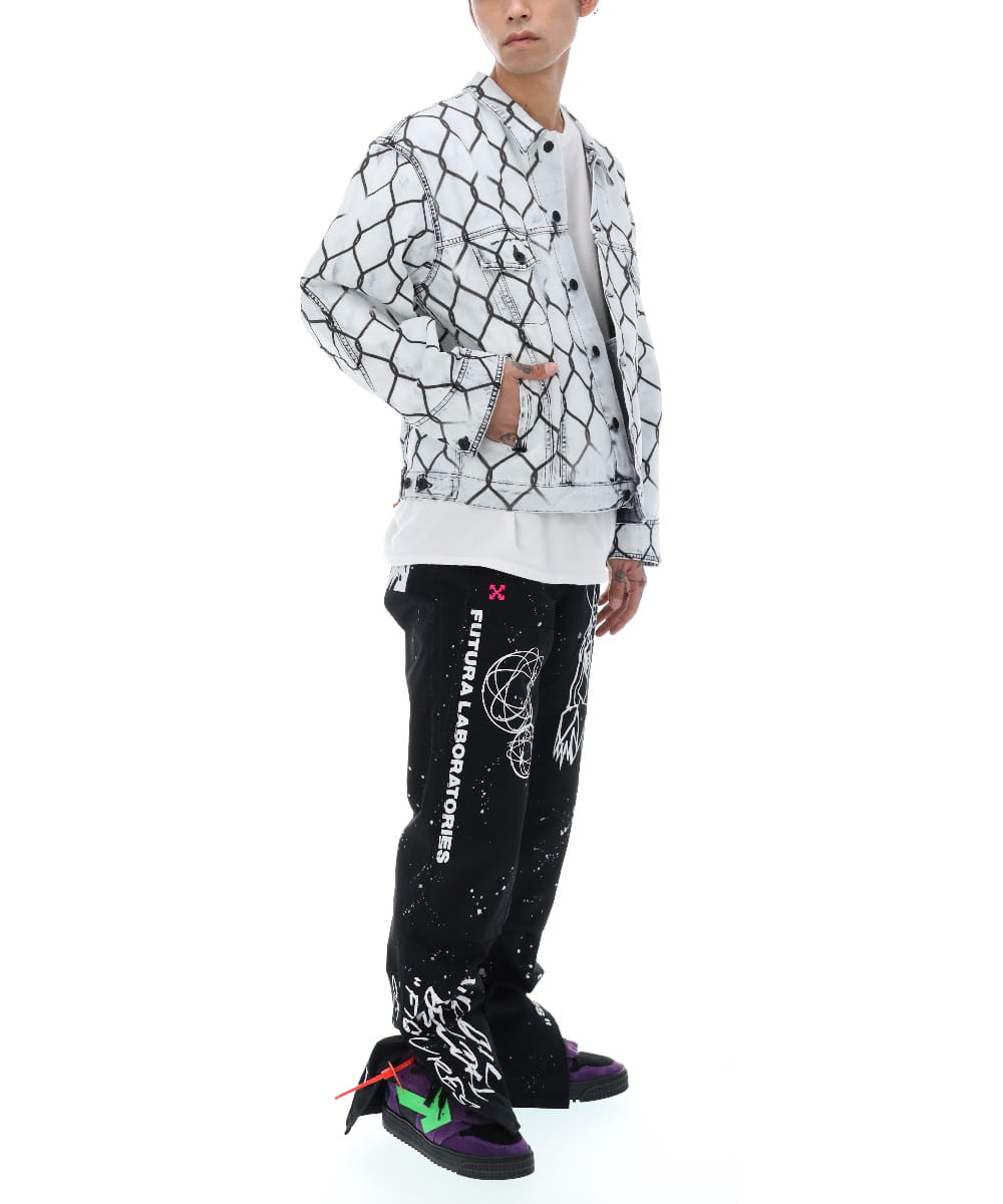 FUTURA ALIEN CARPENTER PANT