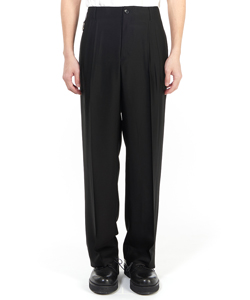 WIDE TAILORED PANTS