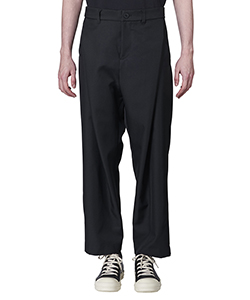 MIDWEST EXCLUSIVE TWILL WIDE PANTS