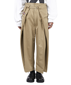 ANREALAGE×Dickies 150percent CHINO PANTS