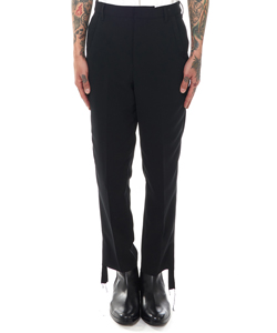 TAPE SLIT TROUSERS