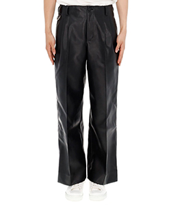 ANISH/SEMI-WIDE TAILORED PANTS