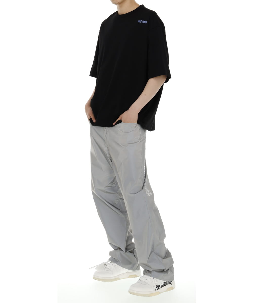VIER 5P STRAIGHT PANTS