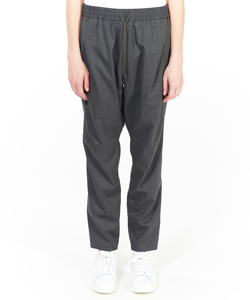 SILK WOOL PIRATES PANTS