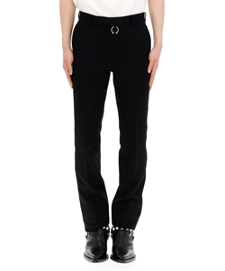 TUXEDO TROUSERS WITH EIRRING