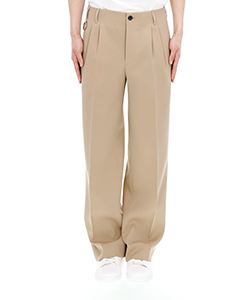 QUINN / WIDE TAILORED PANTS